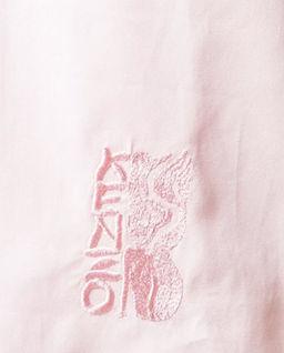 Różowa bluzka z bufiastymi rękawami