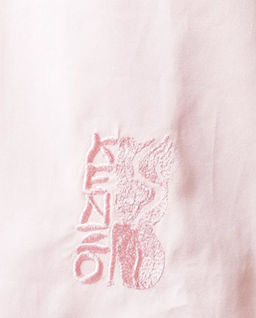 Růžová halena s pufovanými rukávy