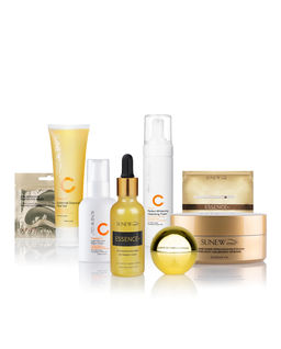 Zestaw 8 kosmetyków Sunewmed+