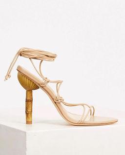 Beżowe sandały Soleil