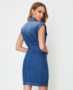 Sukienka jeansowa Savarin