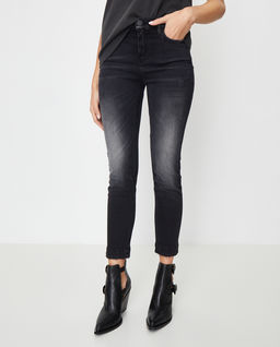 Modelujące jeansy Skinny Fit Sabrina 19
