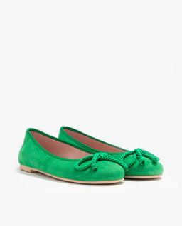 Zielone baleriny Angelis