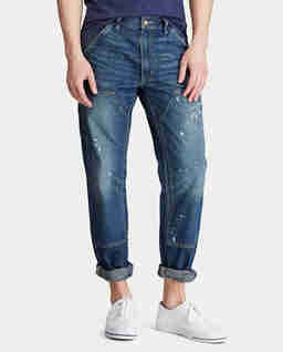 Męskie jeansy Carpenter