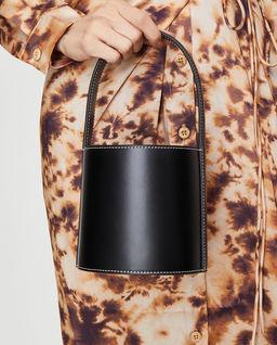 Czarna torebka Mini Bissett