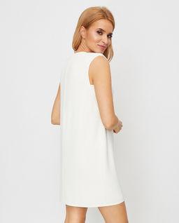 Sukienka mini z aplikacją