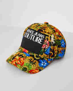 Kolorowa czapka z daszkiem