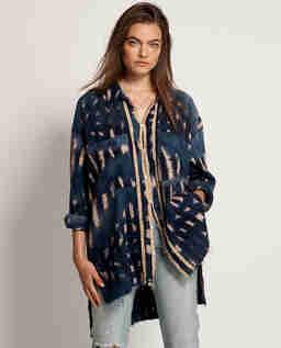 Košile Santorini Tie Dye