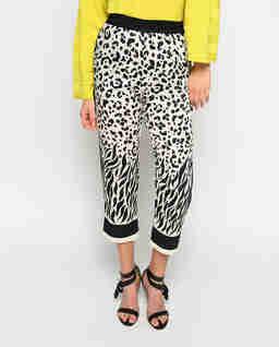 Spodnie Paded ze zwierzęcym printem