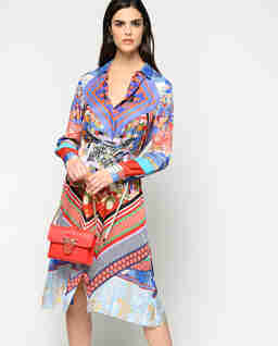 Koszulowa sukienka Cindarella