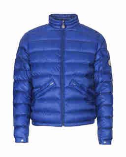 Niebieska kurtka Agay