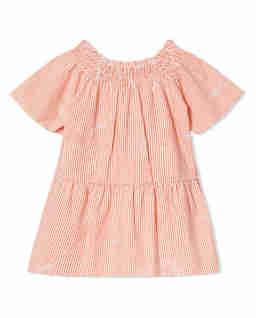 Sukienka w paski 0-2 lat
