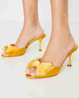 Żółte mule Railda