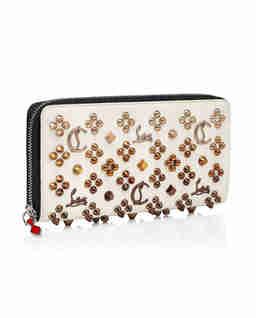Skórzany portfel Panettone