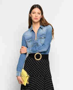 Koszula jeansowa Caroline 1