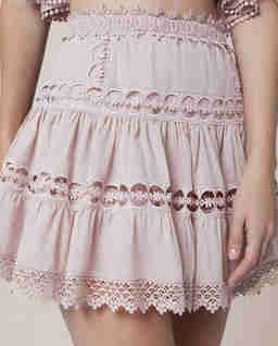 Koronkowa spódnica Greta