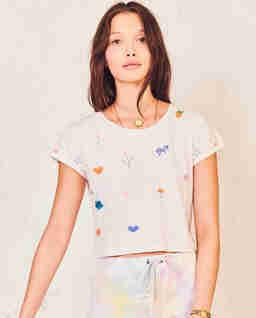 Bawełniana koszulka Rubin