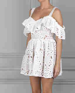 Haftowana sukienka Flynn