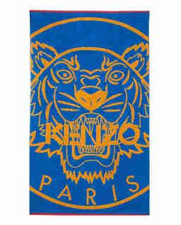 Ręcznik plażowy z tygrysem Majorelle