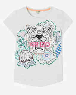 Szara koszulka Disco Jungle 5-14 lat