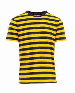 Męski t-shirt w paski