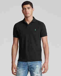 Czarna koszulka The Earth Polo