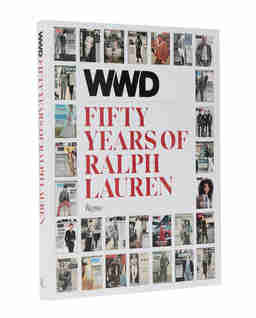 Album Fifty Years of Ralph Lauren