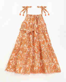 Sukienka ze wzorem Peggy 2-6 lat