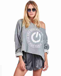 Bluza REBORN RESTART FLASHDANCE