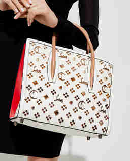 Skórzana torebka Paloma S Medium