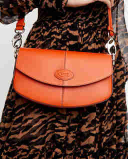 Pomarańczowa torebka C-Bag Mini