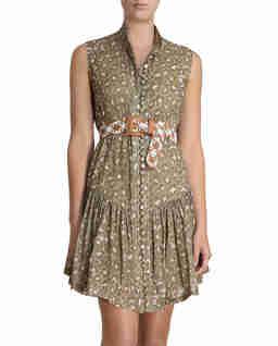 Sukienka w cętki Carnaby