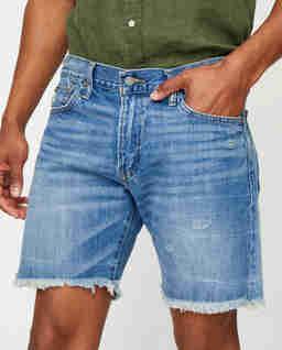 Szorty jeansowe Sullivan