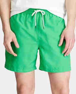 Zielone kąpielówki Traveller