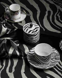 Porcelanowa cukiernica Zebrage
