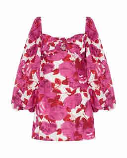 Różowa sukienka Lover