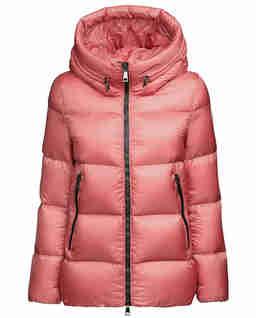 Różowa kurtka Seritte