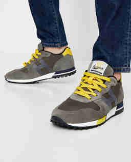 Sneakersy khaki H383