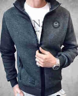 Rozpinana bluza Grey Hunt