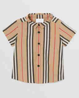 Koszula w paski 0-2 lata