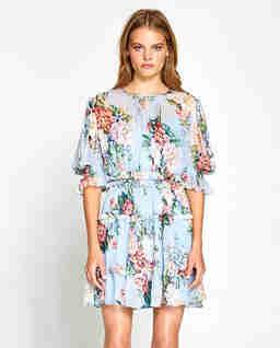 Niebieska sukienka Pretty Things
