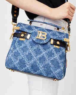 Niebieska torebka B-Buzz 23