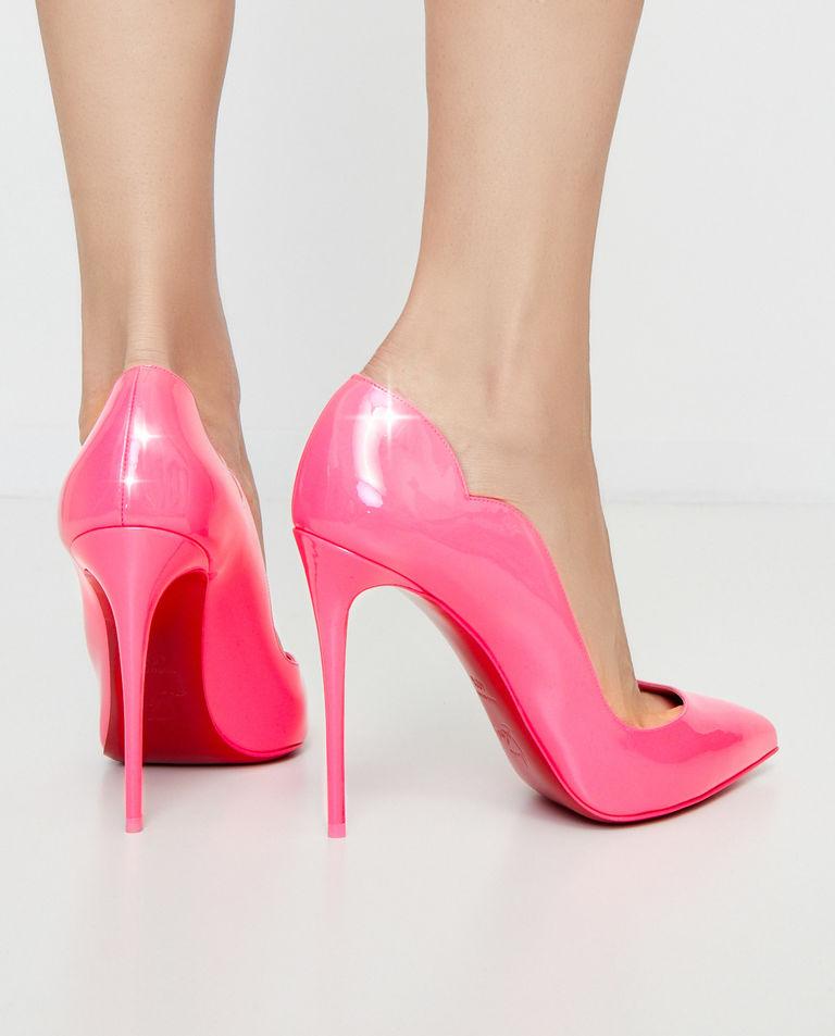 Różowe szpilki Hot Chick Christian Louboutin