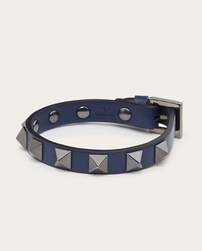 Niebieska bransoletka Rockstud Valentino