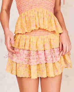 Krótka spódnica Daffodil