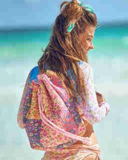 Kolorowy plecak Kiwi