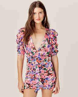 Sukienka w kwiaty Mini Bouquet