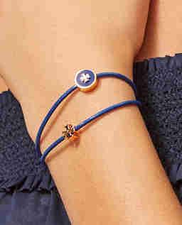 Niebieska bransoletka Kira