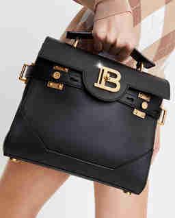 Skórzana torebka na ramię B-Buzz 23