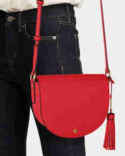 Czerwona torebka Whitley